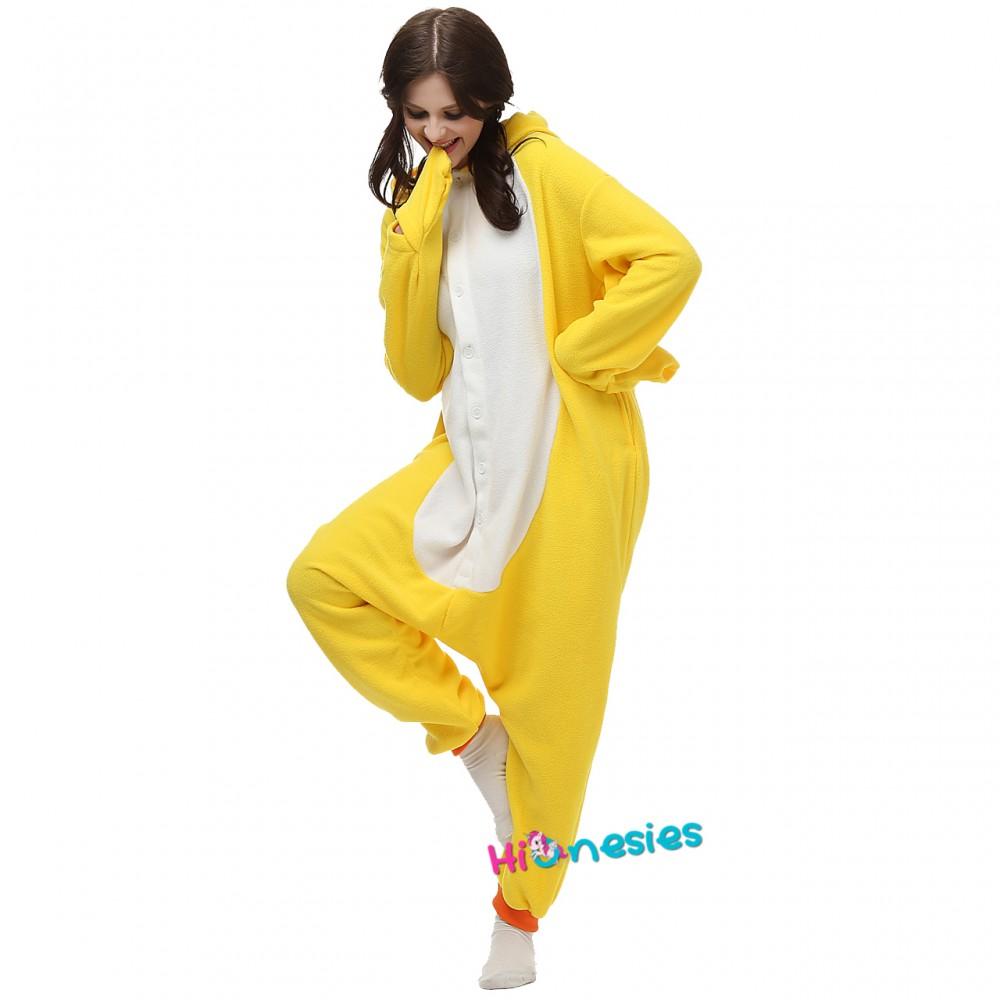 Yellow Duck Onesie Yellow Duck Pajamas For Women Amp Men