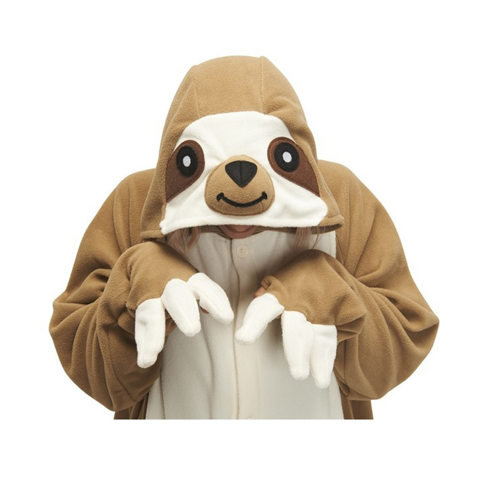 Sloth Onesie Sloth Pajamas For Women Amp Men Online Sale