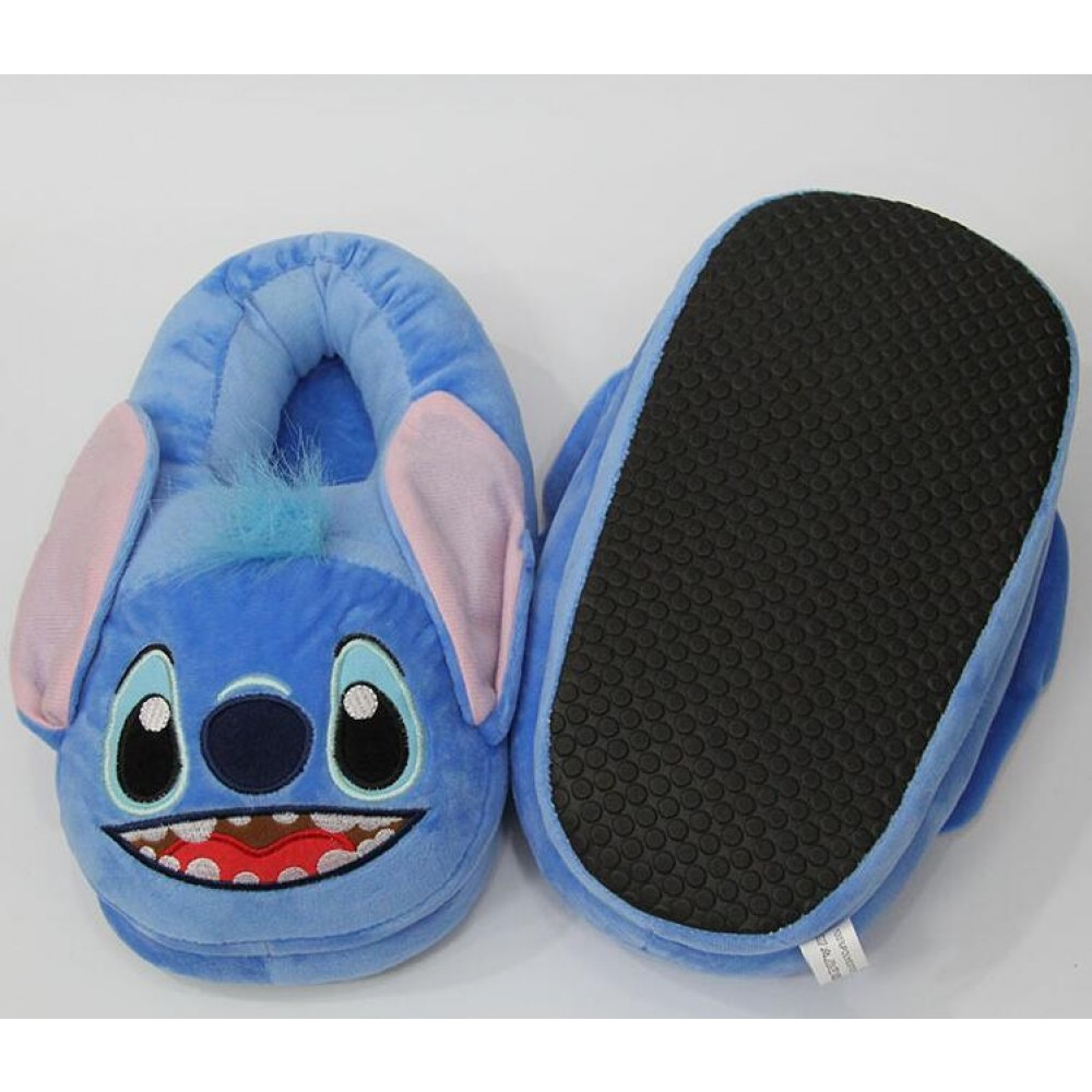 Blue Stitch Slippers Animal Costume Shoes
