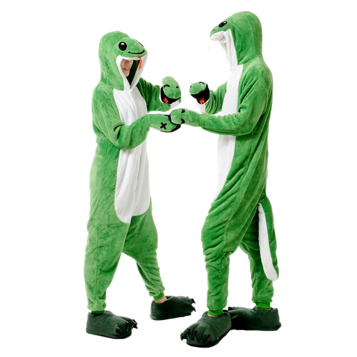 e5c7c8a4f195 Frog Onesie for Adult Animal Kigurumi Pajama Party Costumes