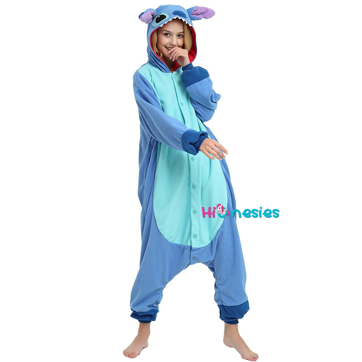 Stitch Onesie Stitch Pajamas For Women Men Online Sale