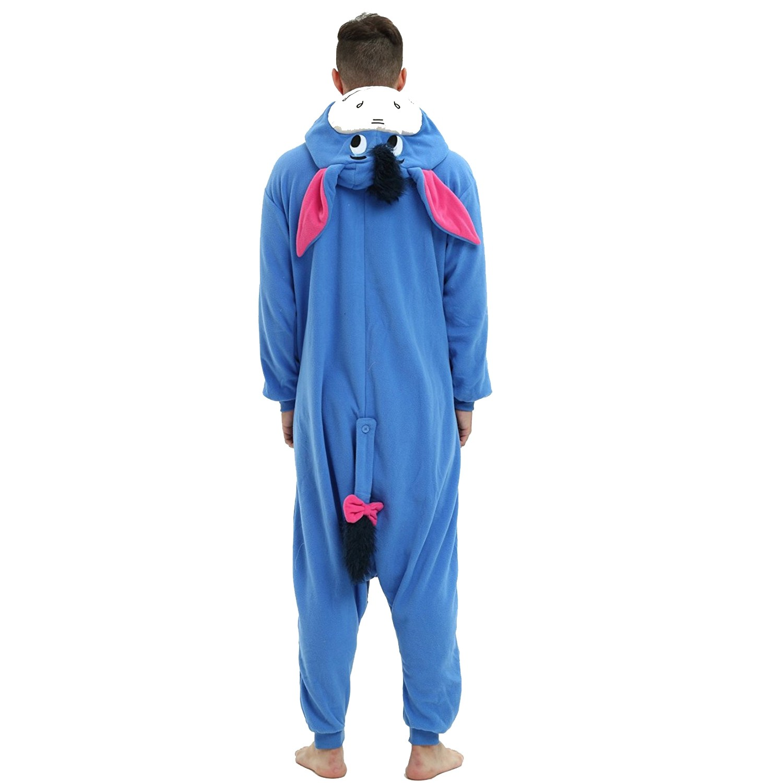 Loading ... Winnie the Pooh   Tigger   Piglet   Eeyore Onesies for Adult  Kigurumi Pajama · Winnie the ... 8ee2225ee