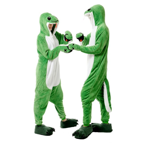 Frog Onesie for Adult Animal Kigurumi Pajama Party Costumes