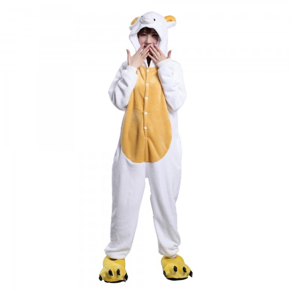 Sheep Onesie for Adult Animal Kigurumi Pajama Party Costumes