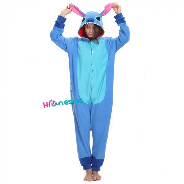 Stitch Onesie Stitch Pajamas For Women Men Online Sale