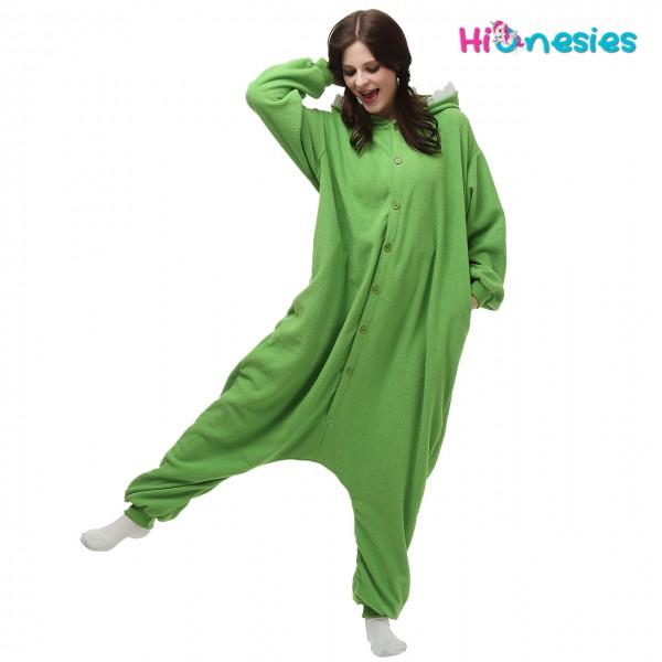 One Eyed Monster Onesie Kigurumi Cartoon Pajama for adult Disney Monsters  Inc Costumes