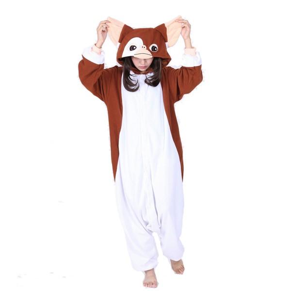 Gizmo Onesie Unisex Women & Men Kigurumi Pajama Halloween Party Costumes
