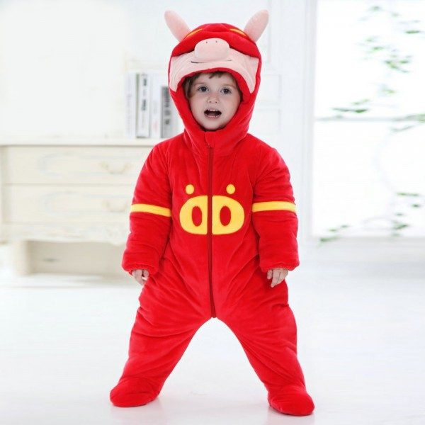 GG Bond Onesie for Baby & Toddler Animal Kigurumi Pajama Halloween Costumes