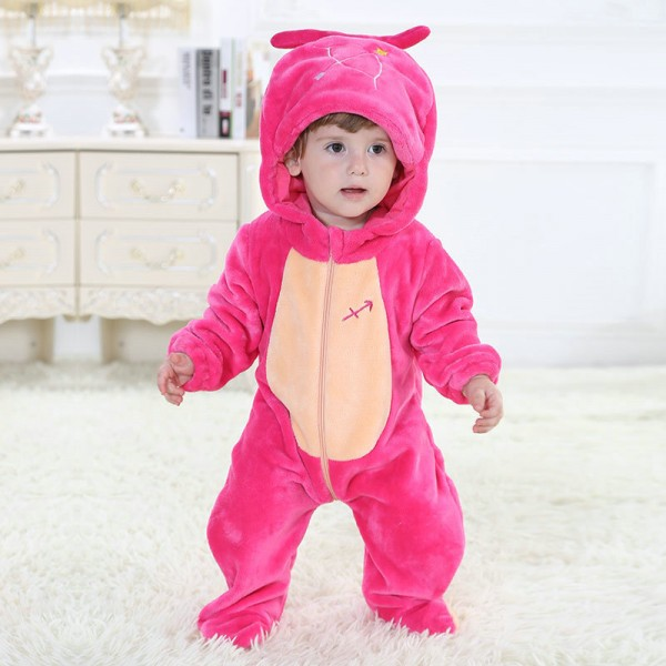 Sagittarius Onesie for Baby & Toddler Constellation Kigurumi Pajama Party Costumes