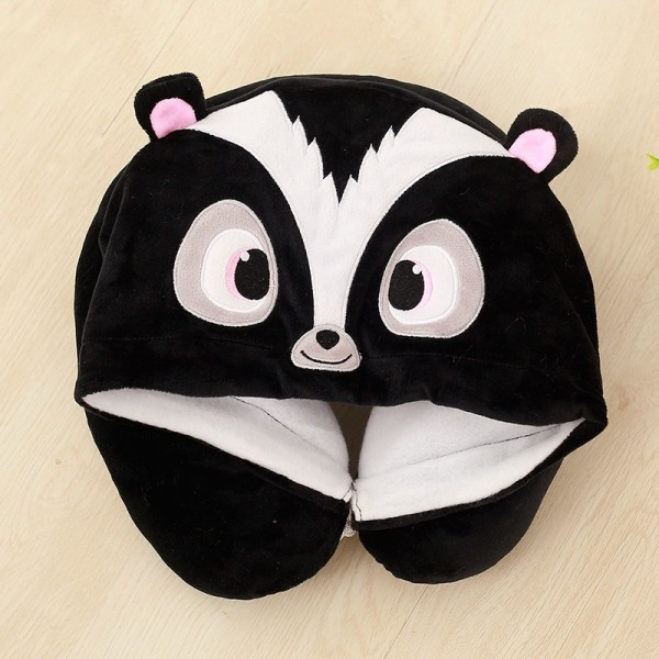 Mephitis Neck Pillow