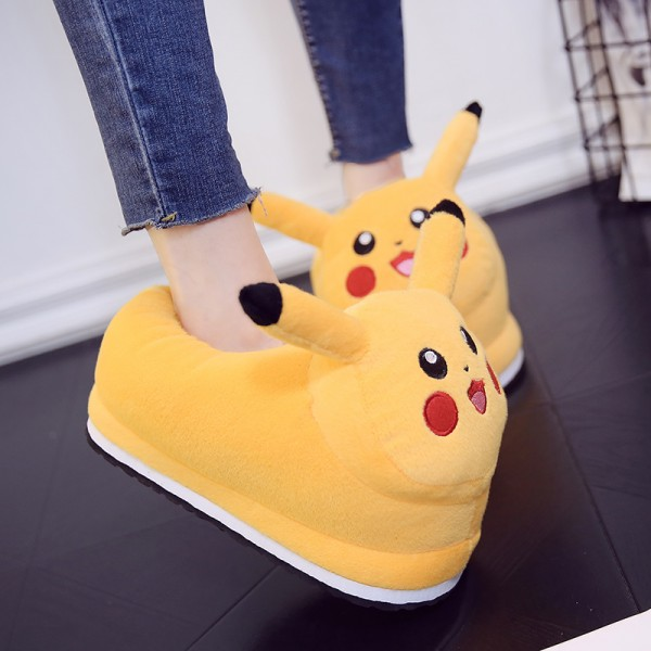 Pikachu Slippers Animal Costume Shoes