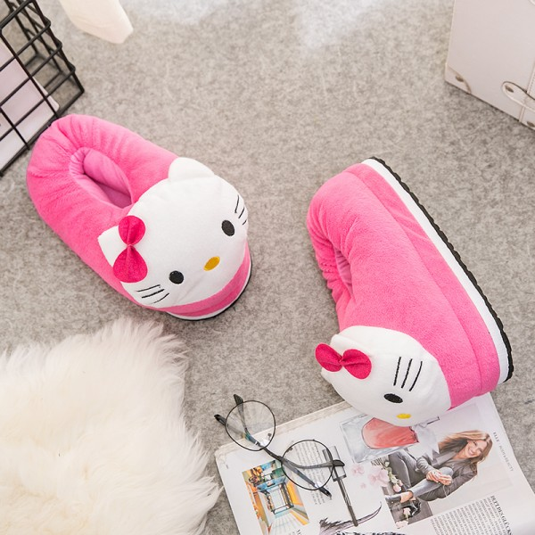 Hello Kitty Slippers Animal Costume Shoes