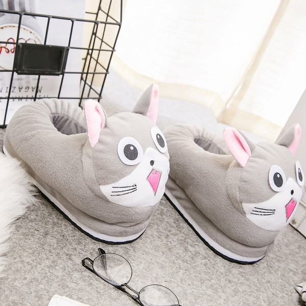 Cheese cat Slippers Animal Costume Shoes